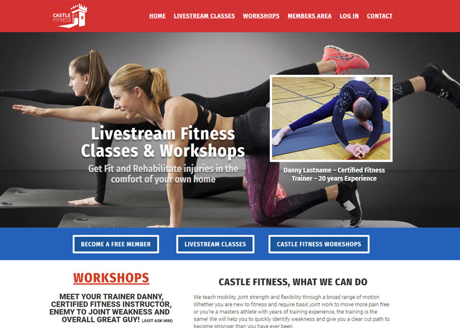 A great web design by Advance Web Solutions, Airdrie, Canada: