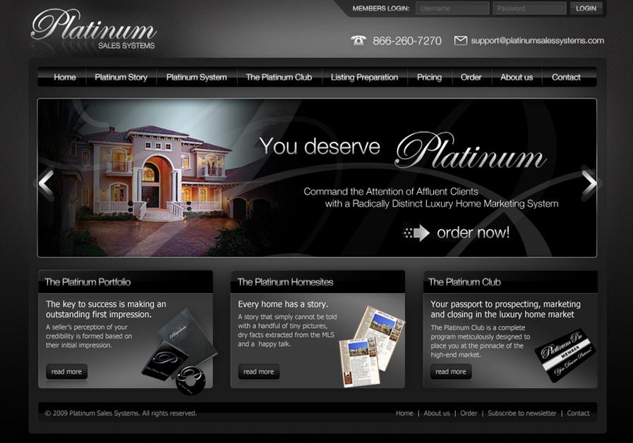 A great web design by Bogdan Teodorescu, Bucharest, Romania: