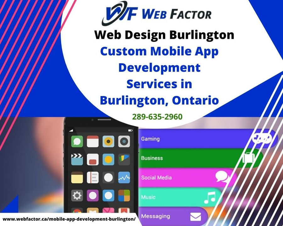 A great web design by Web Factor, Burlington, Canada: