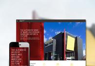 A great web design by Marketing x Melanin, Washington D.c., DC: