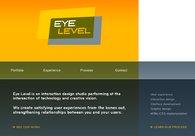 A great web design by Eye Level Interaction Design, Seattle, WA: