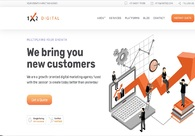 A great web design by 1into2 Digital, London Mills, IL: