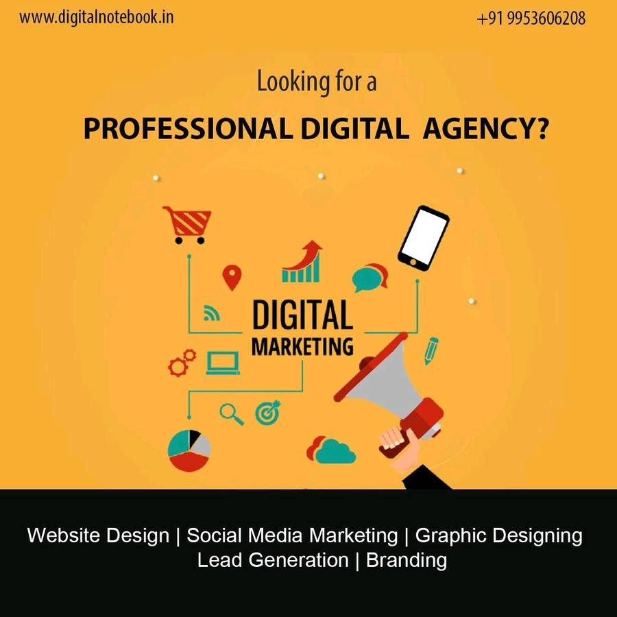 A great web design by Digital Notebook, Noida, India:
