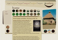 A great web design by farm, Budapest, Hungary: