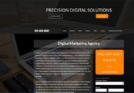A great web design by Precision Digital Solutions, Mashpee, MA: