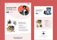 A great web design by Onic Webbyrå, Göteborg, Sweden: