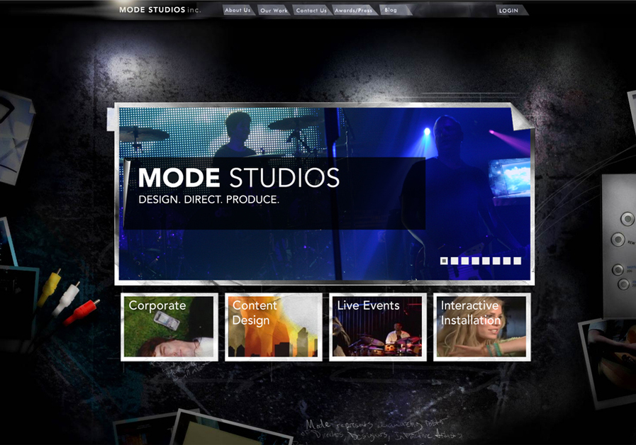 A great web design by Go Media, Cleveland, OH: