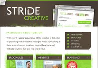 A great web design by Stride Creative Ltd, Guildford, United Kingdom: