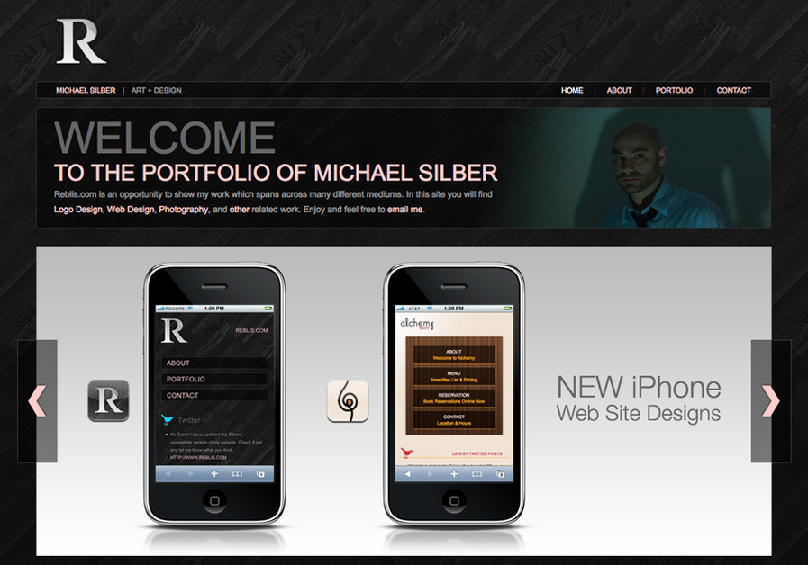 A great web design by Reblis.com, Washington DC, DC: