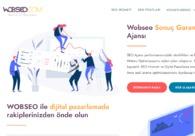 A great web design by Wobseo, Turkey, NC: