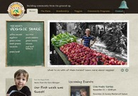 A great web design by Big Sea Design & Development, Tampa, FL: Website, Marketing Website , Agriculture , Wordpress