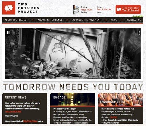 A great web design by CentreSource, Nashville, TN: