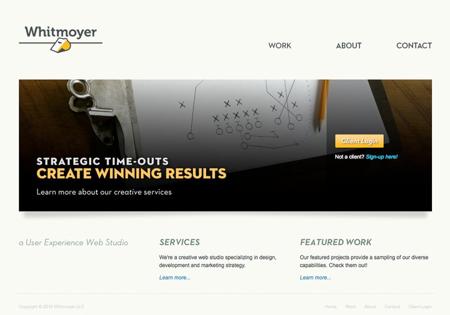 A great web design by Whitmoyer, Washington DC, DC: