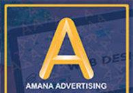 A great web design by Amana Advertising, Abu Dabi, United Arab Emirates: