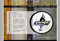 A great web design by Lure Design, Minneapolis, MN: