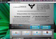 A great web design by ValourVisuals, Boston, MA: