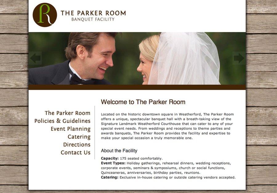 A great web design by Greenbug Graphics, Austin, TX: