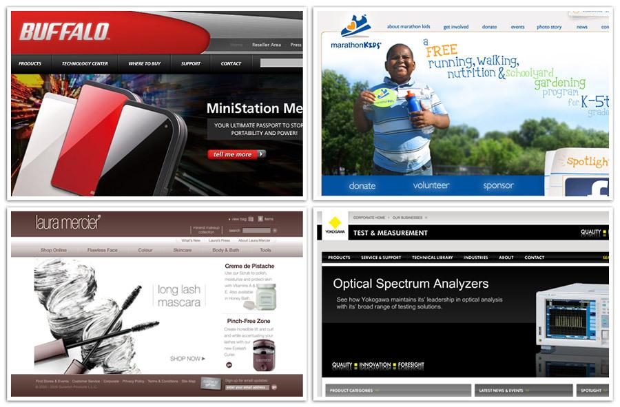 A great web design by White Lion Internet Agency, Austin, TX: