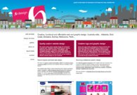 A great web design by J6 design, Gold Coast, Australia: