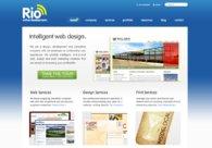 A great web design by Rio Online Development, Inc., San Diego, CA: