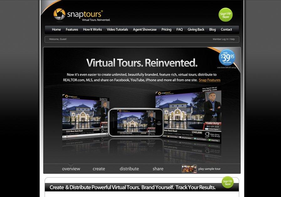 A great web design by MosierData, Lakeland, FL: