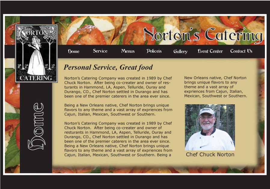 A great web design by The Marketing Department, Durango, CO: