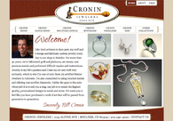 A great web design by Saffron Design, LLC, Boulder, CO: