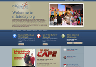 A great web design by Ron Largett Jr., Charleston, WV: