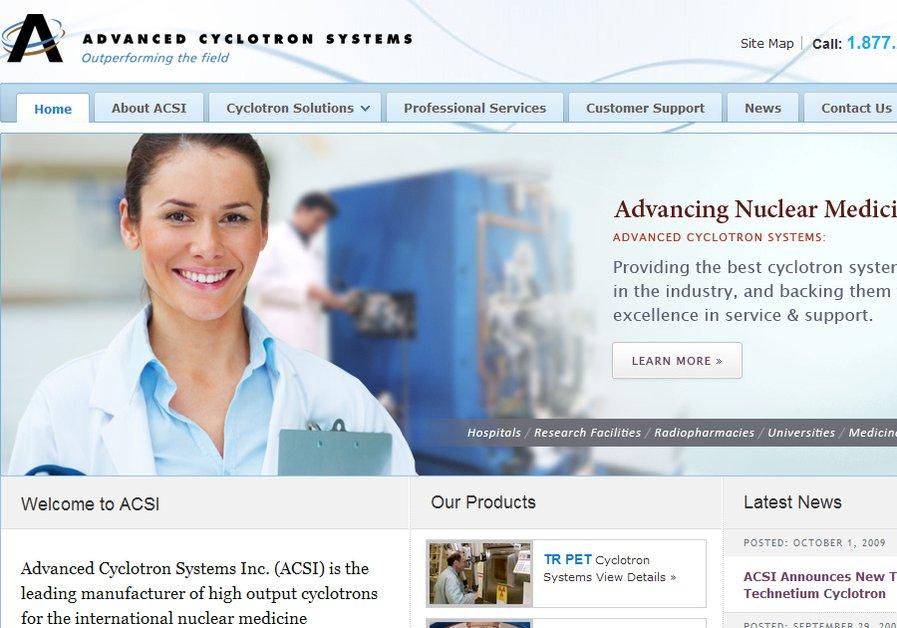 A great web design by GetOn.com, Kelowna, Canada: