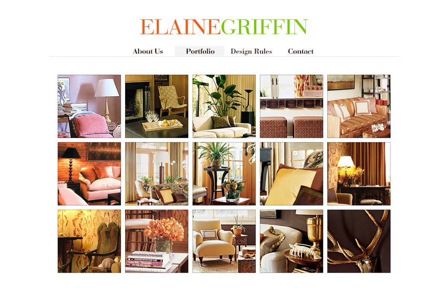 A great web design by Tim Maiura Designs, Charlotte, NC:
