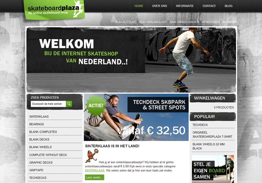A great web design by Pronamic, Wijnjewoude, Netherlands: