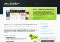 A great web design by Success Designs, Baton Rouge, LA: