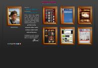 A great web design by Michal Marek: