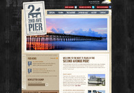 A great web design by Inkhaus Creative, Myrtle Beach, SC: