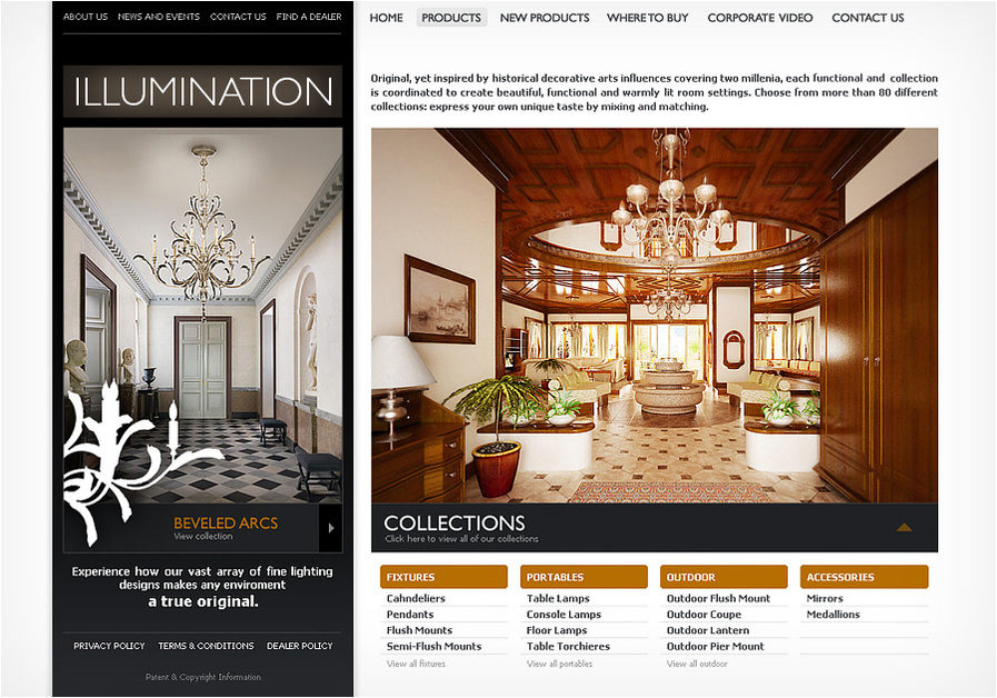 A great web design by Digital Avenue Inc., New York, NY: