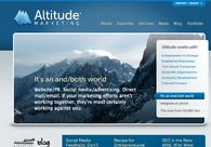 A great web design by Altitude Marketing, Lehigh Valley, PA: