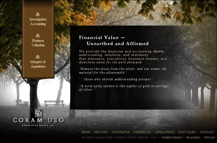 A great web design by Covenant Design, Des Moines, IA: