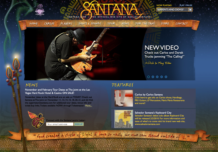 A great web design by WebSight Design, Inc., San Francisco, CA:
