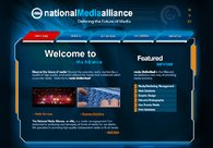 A great web design by National Media Alliance, Nashville, TN: