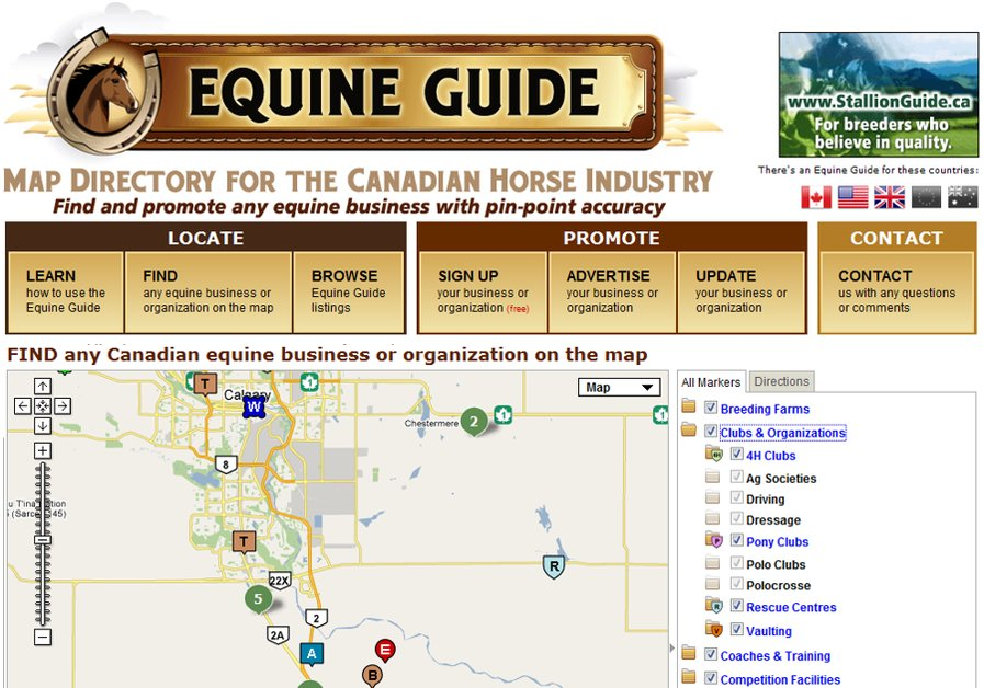 A great web design by High Country Web Design, Okotoks, Canada: