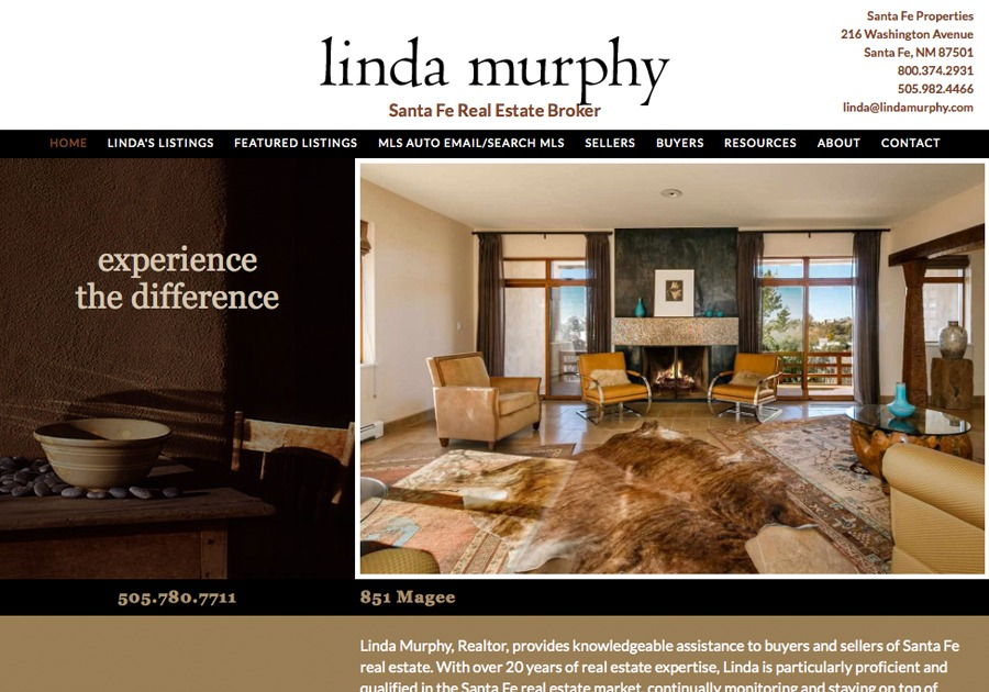 A great web design by Wagner Digital LLC, Santa Fe, NM: