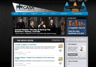 A great web design by Army of Bees, Atlanta, GA:
