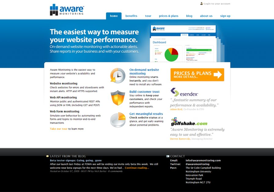 A great web design by Project 14, Buckinghamshire, United Kingdom: