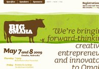 A great web design by Oxide Design Co., Omaha, NE:
