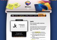 A great web design by DeShea Witcher, Roanoke, VA: