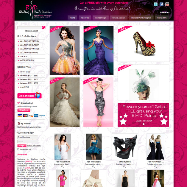 A great web design by iQuest Web Design, Atlanta, GA: