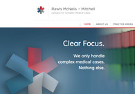 A great web design by Morgan Porter Design, Richmond, VA: