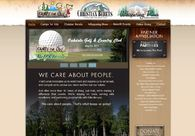 A great web design by Synesis Inc, Modesto, CA: