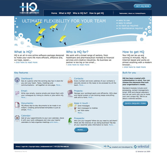 A great web design by Studio Jacques, Leeds, United Kingdom: