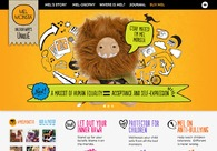 A great web design by Daina Reed Web Design, Tel Aviv, Israel: Website, Social/Community , Retail , Wordpress